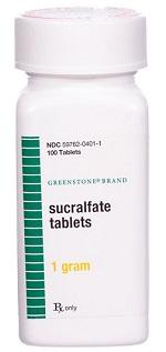Sucralfate Tablet