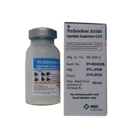 Prednisolone Acetate Injectable