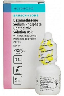 Dexamethasone Sodium Phosphate Ophth Solution