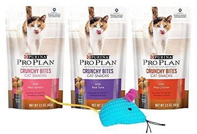 Purina Pro Plan Feline Crunchy Bite Snack