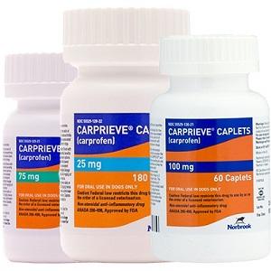 Carprieve Carprofen Caplets