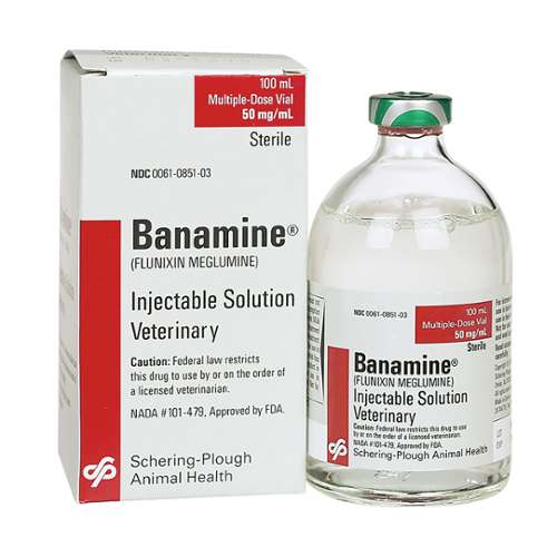 Banamine Injectable Solution