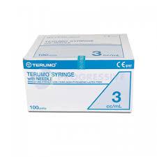 Terumo Luer Lock Syringe