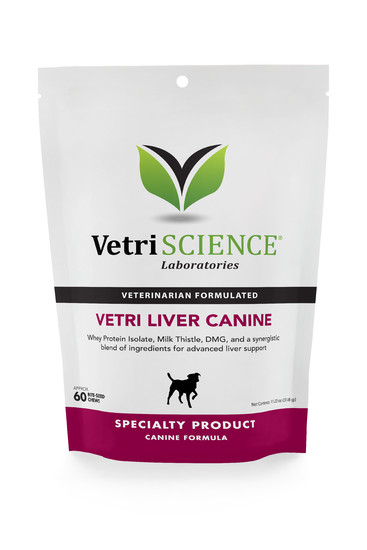 Vetri Liver Support for Dogs