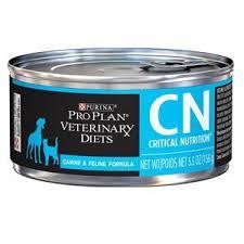 Purina Vet Diet Cat Dog CN Critical