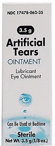 Artificial Tears Ophthalmic Ointment
