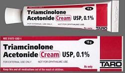 Triamcinolone Cream
