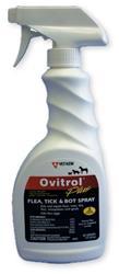Ovitrol Plus Flea Spray