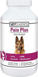 Pain Plus Canine Chew Tabs