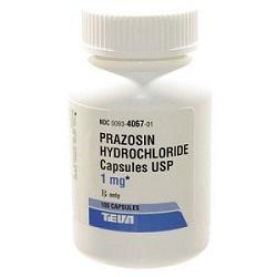 Prazosin HCl Caps