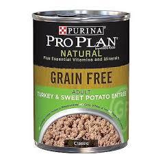 Purina Pro Plan Dog Grain Free