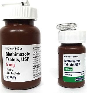 Methimazole Tablet