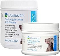 Duralactin Canine Joint Plus Soft Chews