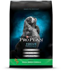 Purina Pro Plan Focus Adult Small Breed
