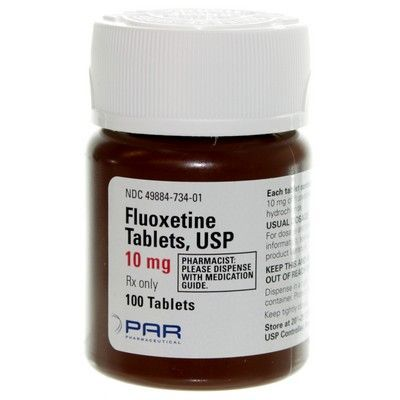 Fluoxetine HCL Tablet
