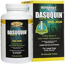 Dasuquin MSM for Dogs Chew Tab