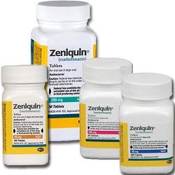Zeniquin Tablet
