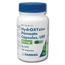 Hydroxyzine Pamoate Capsule