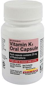 Vitamin K1 Capsules