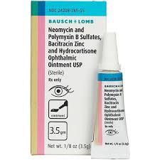 Neo Poly Dex Ophthalmic Ointment