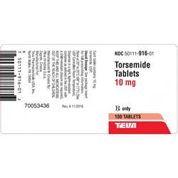 Torsemide Oral Tablet