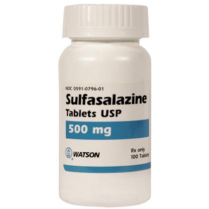 Sulfasalazine Tablet