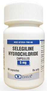 Selegilene HCl Capsule