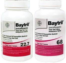 Baytril Taste Tabs