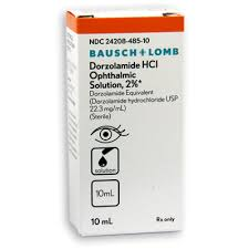 Dorzolamide Ophthalmic Solution