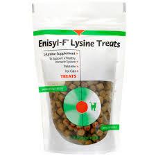Enisyl-F Lysine Treats for Cats