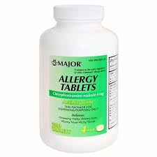 Chlorpheniramine Tablet