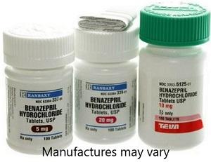Benazepril Tablet