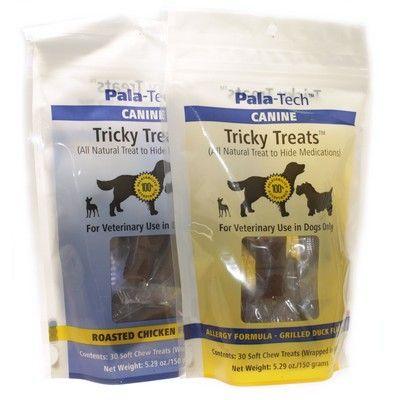 Canine Tricky Treats