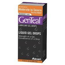 Genteal Eye Drops