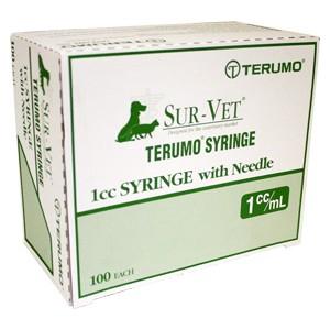 Terumo TB Syringe
