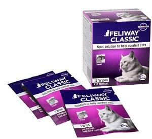 Feliway Cat Pheromone Wipes