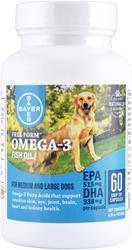 Free Form Omega 3 Fish Oil