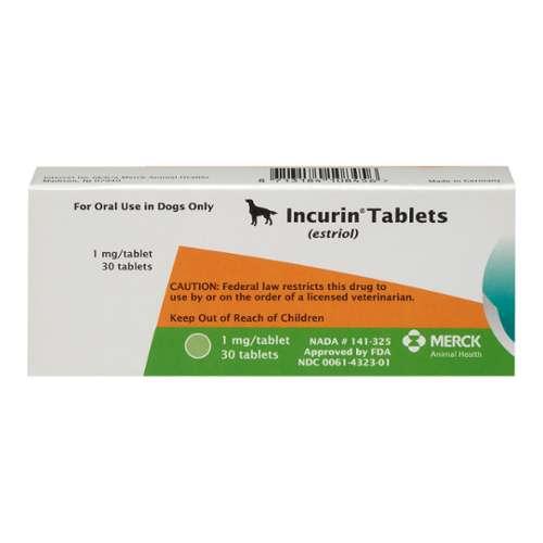 Incurin Estriol Tablets