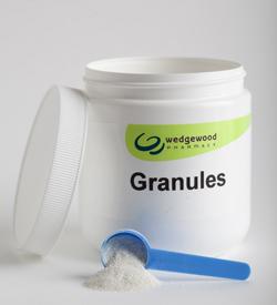 Pergolide Mesylate Granules