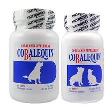 Cobalequin Chew Tabs for Dogs and Cats