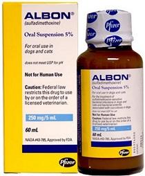Albon Suspension