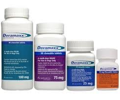 Deramaxx Chewable Tablets