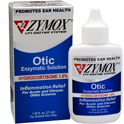 Zymox HC Otic Solution