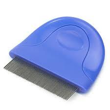 Comb Flea Super Metal