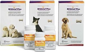 Drontal Plus Taste Tablet Canine