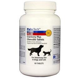 Potassium Citrate Plus Cranberry Chew Tab
