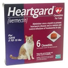 Heartgard for Cats