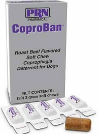 CoproBan Chew Tabs Dogs