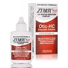 Zymox Plus Advanced Otic wHC