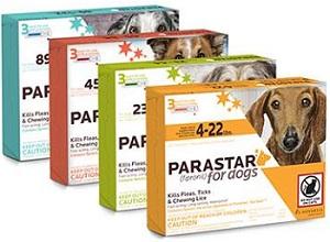 Parastar Dog